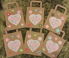 Personalised Party Bags Perfect For A Hen Do or Birthday Party - Vintage Theme | eBay