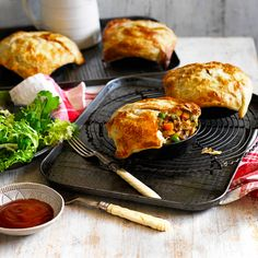Meat pies | Healthy Recipe | Weight Watchers AU