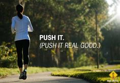 Not your average running mantras
