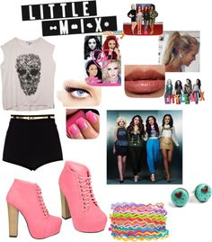 """Little Mix Style"" by aaliceofficial ❤ liked on Polyvore"