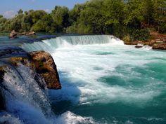 Side Manavgat Wasserfall #Urlaub #Türkei #Travel #Holiday