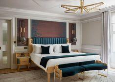 Отель Mandarin Oriental Hyde Park в Лондоне