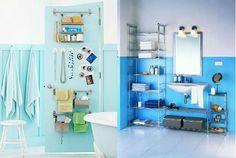 Modern Bathroom Design Trends in Storage Furniture, 15 Space Saving Ideas for Bathroom Storage