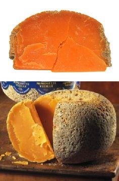 Mimolette vieille ( affinage 12 mois), demi-vieille (affinage 6 mois) / Lille