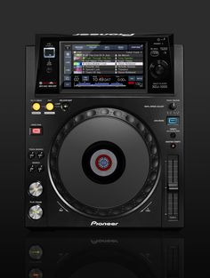 Pioneer XDJ-1000 USB turntables