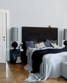 """This bedroom is from our feature """"Quality Control"""""""