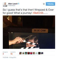 #Last Days of Downton .. Allen Leech August 10, 2015..