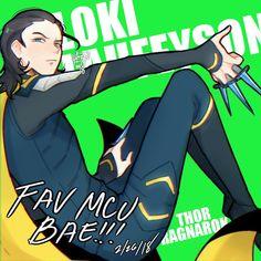 LOKI LAUFEYSON by Aizy-Boy40