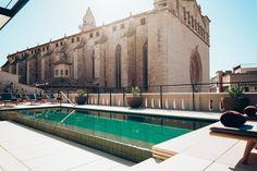 Sant Francesc Hotel Singular, Palma de Mallorca, Spain | Hotels we love | Luna Moons Travel #lunamoons #lunamoonstravel #honeymoon