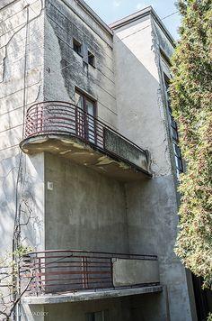 Post Modernist Balconies