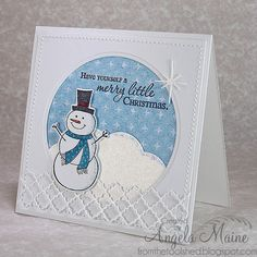 CCC13 January snowman 143 by Angela Maine, via Flickr