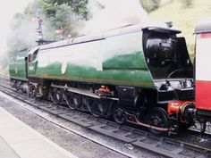 SR West Counrty Class 34070 Manston