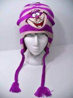 Alice in Wonderland Cheshire Cat Laplander Hat Cat Hat 8bad7d7055