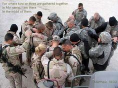 """Matthew 18:20 New International Version (NIV) 20 For where two or three gather in my name, there am I with them."""""""