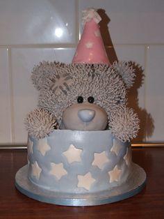 Tatty Teddy Cake By Really Bad Eggs On DeviantART cakepins.com