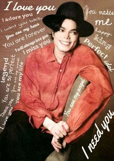 What a beautiful edit! I L.O.V.E you with my whole heart Michael! You a my true inspiration, you set and example of that pure, honest, innocent human-being everybody wishes to obtain. I couldn´t wish for a better idol. Michael, you should have still been with us here today, but The Lord  thought it was time for you to return. We L.O.V.E you MORE.. You´re name and legacy will live forever.. You are never alone Michael, we (you´re fans) will be here forever.