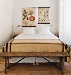 La cama de María - AD España, © D. R.