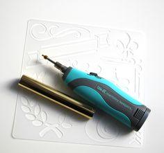 Le nouvel outil à métalliser de We R Memory Keepers, le Heatwave.