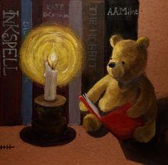 Creativity takes courage...: Winnie the Pooh's Birthday!