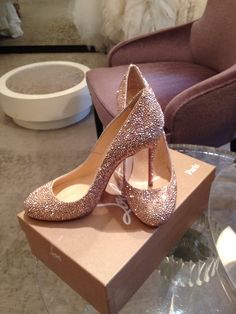 Christian Louboutin. The perfect Bridal Shoe. 212 872 8947