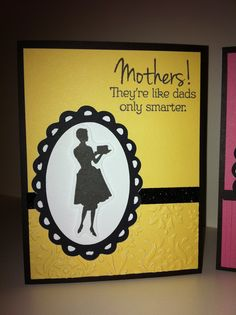 Beautiful Mothers Day card made using the Close To My Heart stamp set No. C1577.