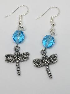 Dragonfly Earrings                      – Jewelz Galore