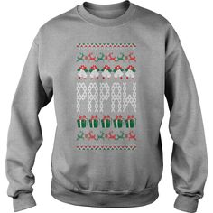 Papaw Ugly Christmas Sweater Xmas - Tri-Blend Zip Hoodie  #gift #ideas #Popular #Everything #Videos #Shop #Animals #pets #Architecture #Art #Cars #motorcycles #Celebrities #DIY #crafts #Design #Education #Entertainment #Food #drink #Gardening #Geek #Hair #beauty #Health #fitness #History #Holidays #events #Home decor #Humor #Illustrations #posters #Kids #parenting #Men #Outdoors #Photography #Products #Quotes #Science #nature #Sports #Tattoos #Technology #Travel #Weddings #Women