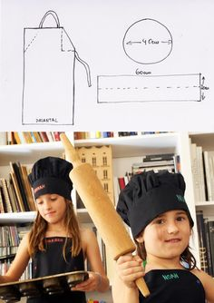 El hada de papel: Equipo/ Equipment / Ausstattung