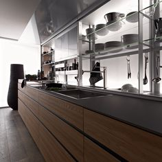 "104 Likes, 8 Comments - Rogerseller (@rogerseller) on Instagram: ""@valcucine_kitchens are unlike any #kitchen you will ever see. A mix of #Italian craft and #German…"""