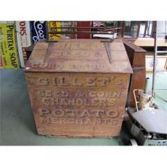 Old farm box - I want one