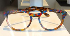 #HarryLasry's AGITATY Color : 213 at @Martin Olive Eyewear #frames #eyewear #style