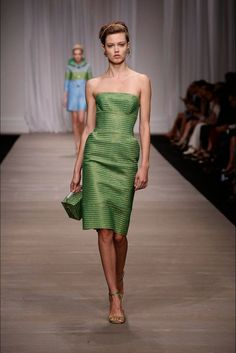 Serendipitylands: FASHION SHOW MILAN SPRING 2015 - ERMANNO SCERVINO