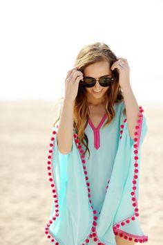 Couture : Tuto tuniques / robes de plage