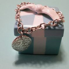Tiffany&co Notes Charm Braclet Tiffany&co sterling silver 925 Notes Charm Braclet 7 inch Tiffany & Co. Jewelry Bracelets