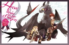 how to train your dragon fan art | fan art - How to Train Your Dragon Fan Art (35049598) - Fanpop ...