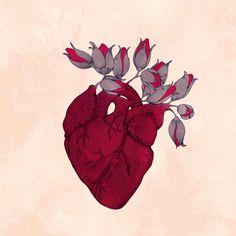 #Ilustração - Art Heart
