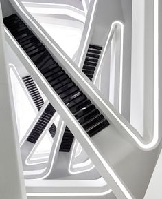 Zaha Hadid Architects, Hufton + Crow · Dominion Office Building · Divisare