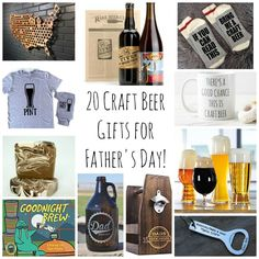Father's Day: Craft Beer Lovers Gift Guide