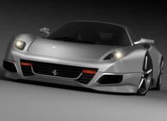 Ferrari F250 front