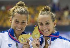 Berlino 2014, campionati europei di nuoto: Cagnotto-Dallapè medaglia d'oro nel sincro 3 metri