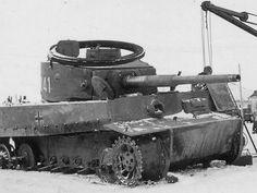 Tiger I № 241 from s.Pz.Abt.503. Looks like 1944, after Um… | Flickr