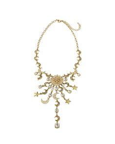 Estelle Runway Necklace - JewelMint   #streetstyle