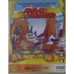 Road Runner for Amstrad CPC by U.S. Gold on Tape