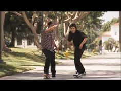 Paul Rodriguez video for Nike - Today was a good day. #Skateboarding