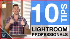 Advanced Lightroom tips for professionals - 10 Lightroom tips for awesomeness #photography #lightroom https://www.youtube.com/watch?v=wdtbYaXspqg