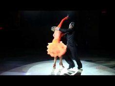 Clip of Riccardo & Yulia's Samba from Dance Legends 2012!  (Ballroom Dance & DanceSport)