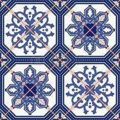 濃い青と白モロッコ、ポルトガルのタイル、Azulejo、飾りから豪華なシームレス パターン。Web ページの背景テクスチャ、パターンの塗りつぶしの壁 Evil Eye Art, Mandala, Borders And Frames, Illustrations, Geometric Art, Mosaic Tiles, Quilling, Zentangle, Tile Design