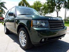 2011 Land Rover Range Rover West Palm Beach, FL #landroverpalmbeach #landrover @landroverusa