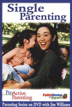 Christian Products / Single Parenting (DVD with Facilitator's Guide) ProActive Parenting on Sale only $5.00 with Free Shipping.