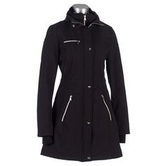 Coat Soft Shell w/ Inset